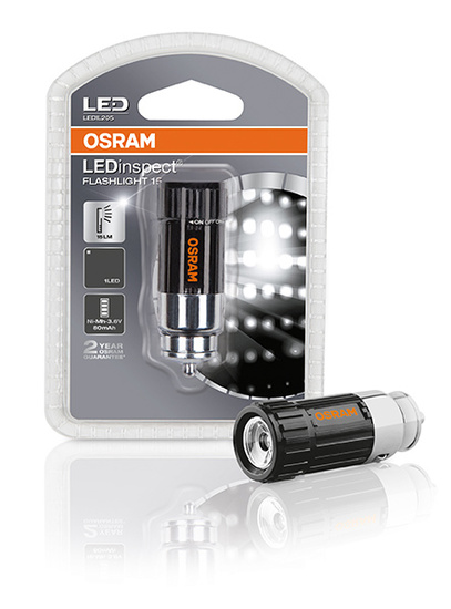 Ledlampa Inspection Flashlight