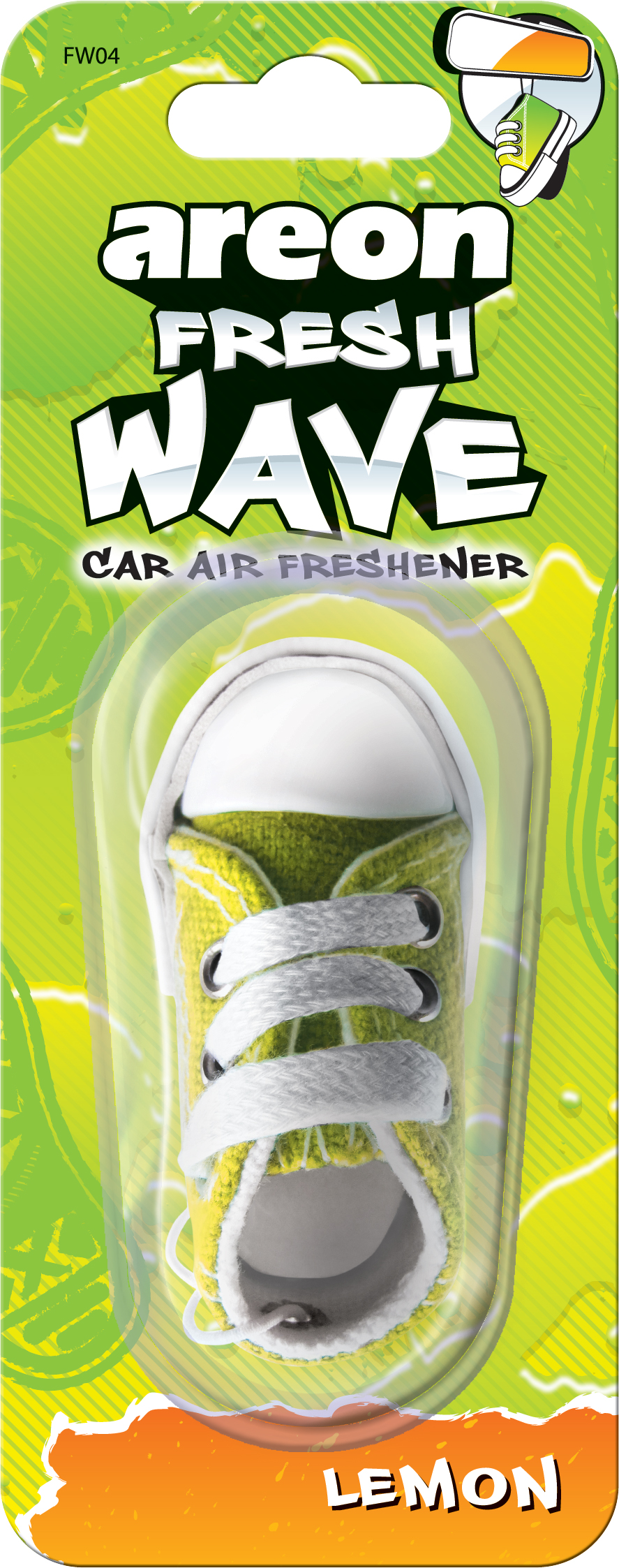 Doftare Fresh Wave Lemon