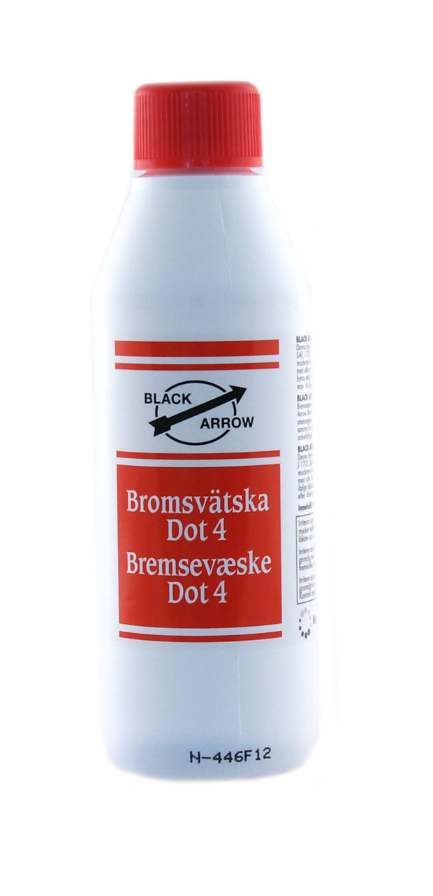 Bromsvätska Dot 4, 250 ml