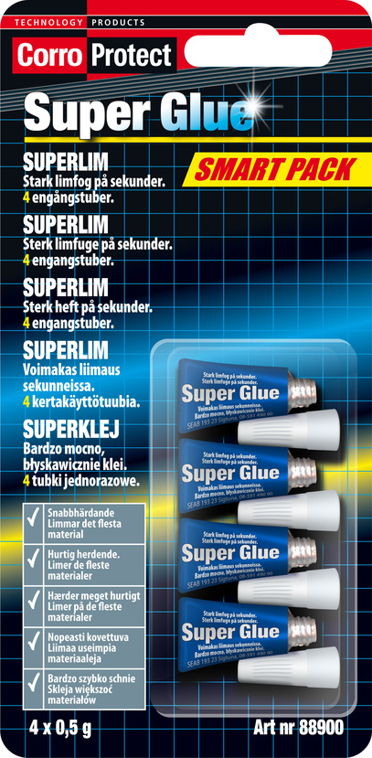 Lim Superlim 0,5 g 4-p