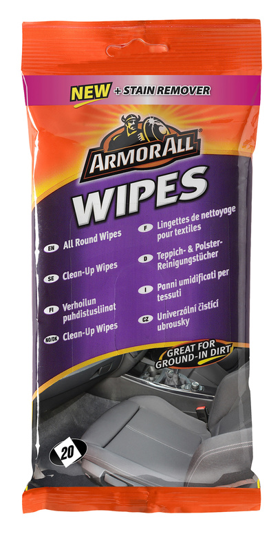 Allrengöring Clean-up Wipes 20-p
