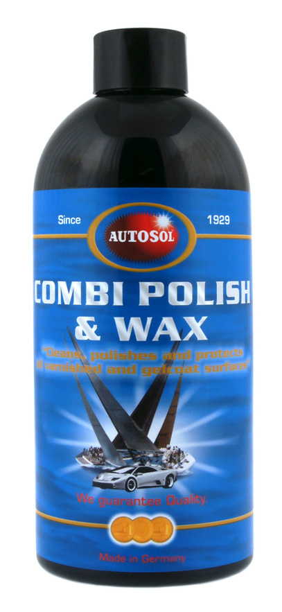 Polish med wax combi 500 ml