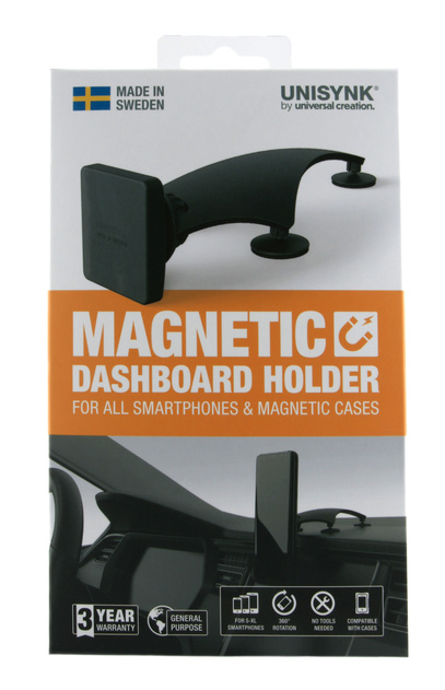 Mobilhållare Magnetic Dashboard