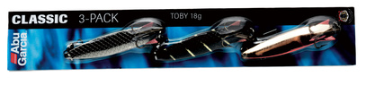 Betessortiment Classic Toby 20 g 3-p