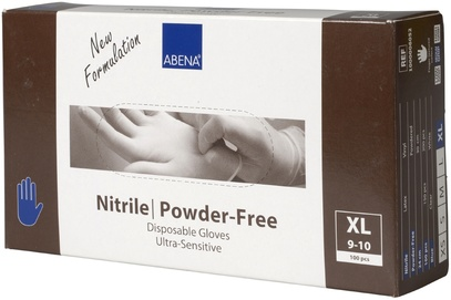 Nitrilhandske Ultra Sensitive XL 100 st
