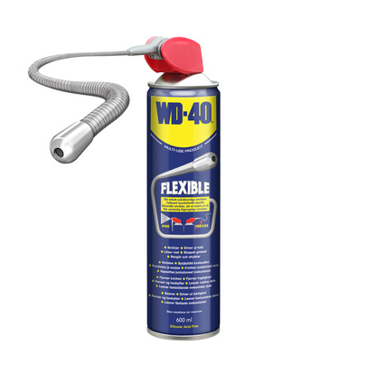 Universalspray WD-40, 600 ml Flexible