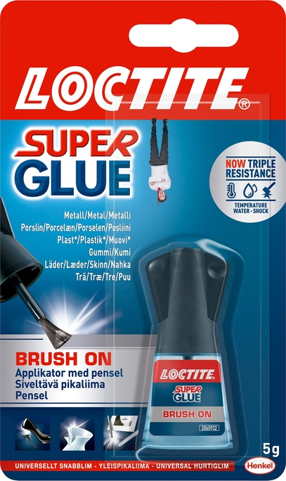 Lim Super Glue Brush On 5 g