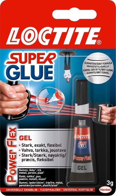 Lim Super Glue Flex Gel 3 g