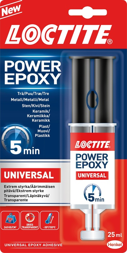 Lim Power Epoxy Universal 25 ml
