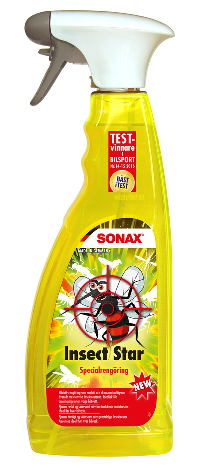 Insektsborttagare Insect Star 750 ml