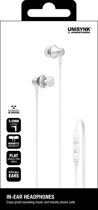 Headphones In-ear Vit