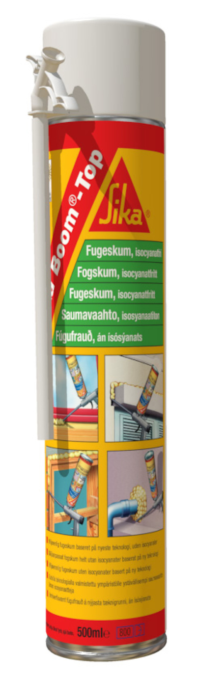 Fogskum Boom Top 500 ml