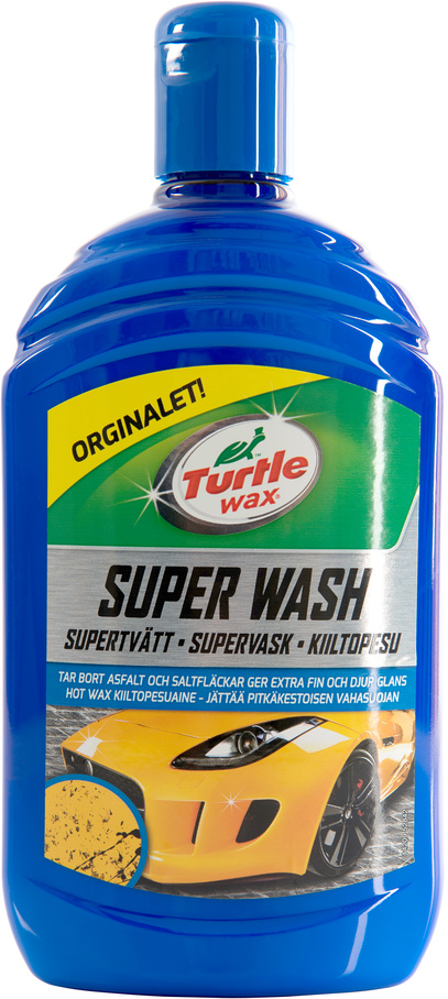 Supertvätt Super Wash 500 ml