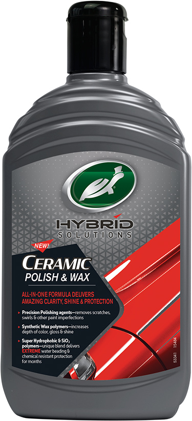 Polish & Wax Hybrid 500 ml
