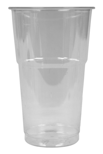 Slush glas plast 30 cl 1250 st